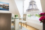 Best Hotels in Paris for Family - Résidence Charles Floquet - View - TF