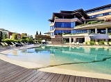 Best Hotels in Rome for Families - A.Roma Lifestyle Hotel - Pool - TF