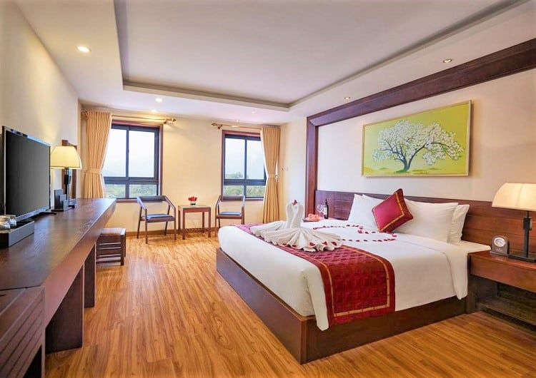 Best Hotels in Sapa Vietnam - Sapa Freesia Hotel - Room
