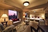 Best Hotels in Tokyo for Families - Dai-ichi Hotel Tokyo - Room - TF