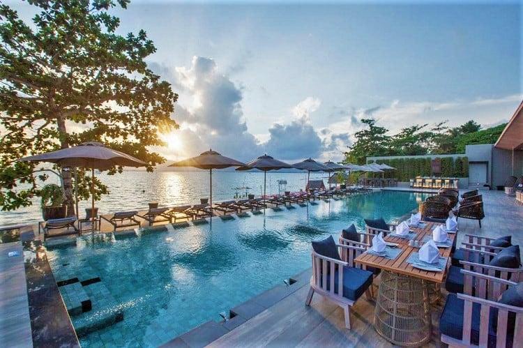 Best Phuket Beach Resorts - My Beach Resort - Pool View