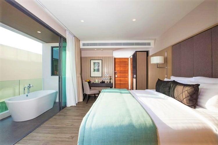 Best Phuket Beach Resorts - My Beach Resort - Room