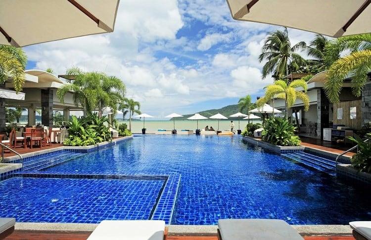 Best Phuket Beachfront Resorts - Serenity Resort and Residences Phuket - Pool