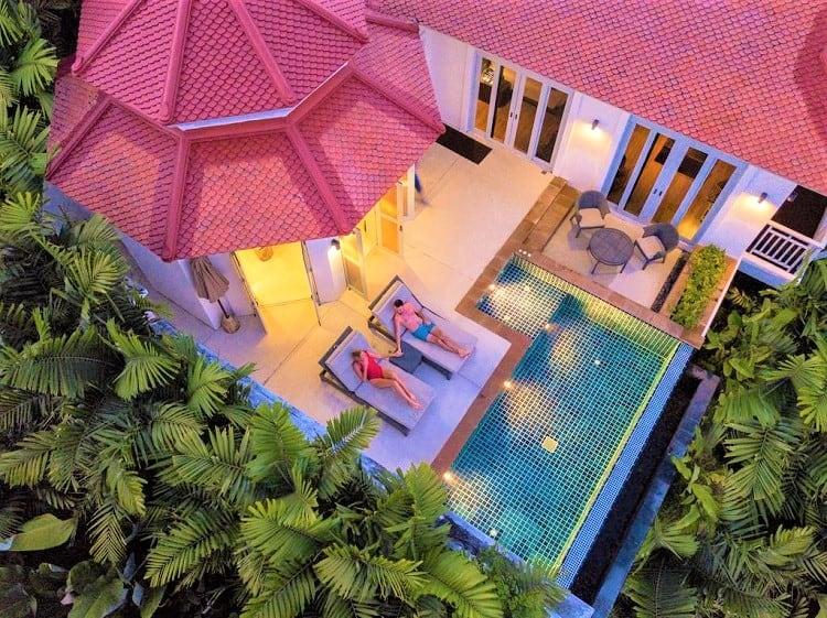 Best Phuket Beachside Resorts - Amatara Wellness Resort - Room