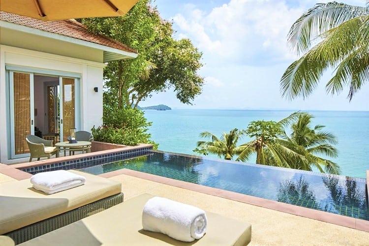 Best Phuket Beachside Resorts - Amatara Wellness Resort - View