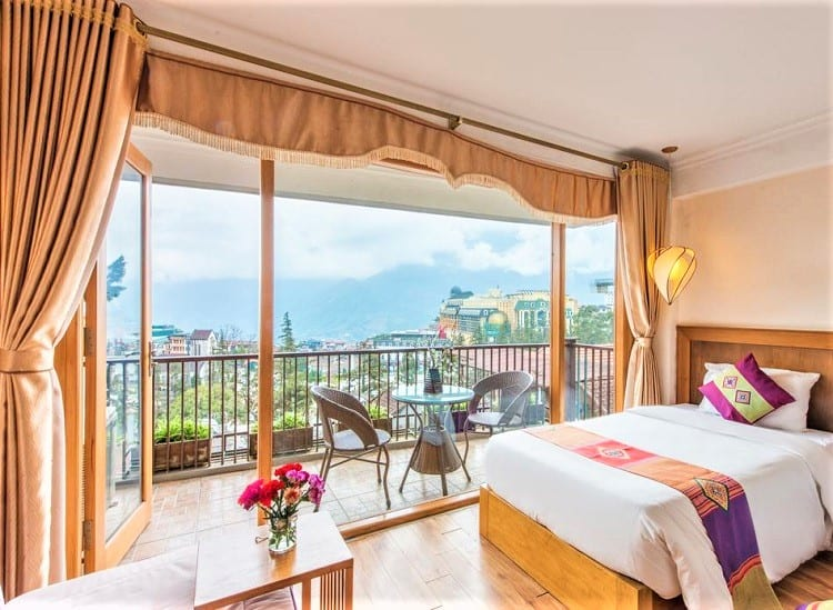 Best Sa Pa Hotels - Sapa Panorama Hotel - Room