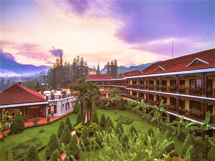 Best Sapa Hotel - Victoria Sapa Resort & Spa - Resort