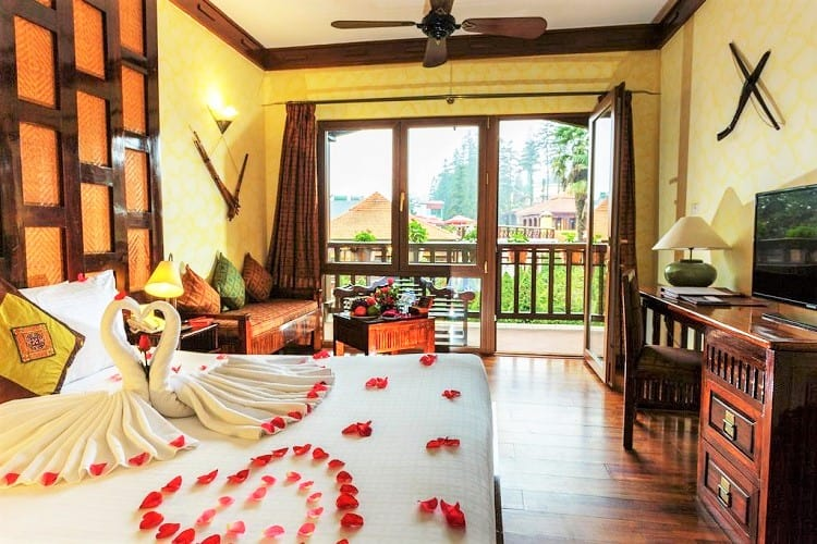 Best Sapa Hotel - Victoria Sapa Resort & Spa - Room