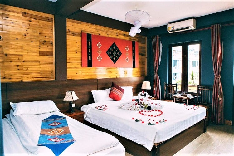 Best Sapa Hotels - Sapa Unique Hotel - Room