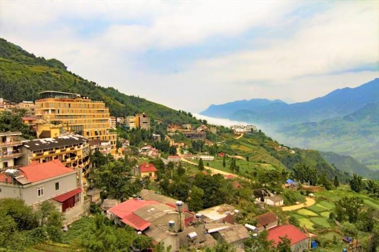 Best Sapa Hotels - Sapa Unique Hotel - View