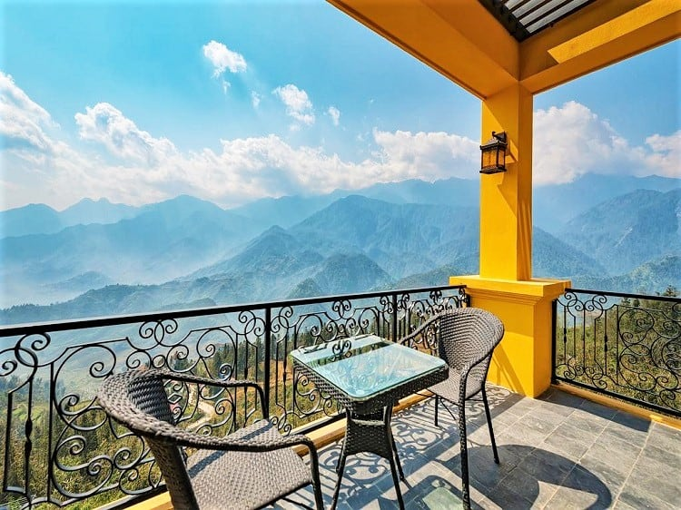 Best Sapa Vietnam Hotels - Aira Boutique Sapa Hotel & Spa - View