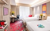 Best Singapore Accommodation for Families - Royal Plaza on Scotts Hotel - Room - TF
