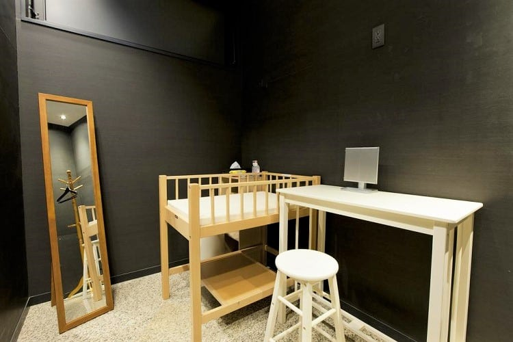 Best Tokyo Hotels for Families - Hotel Sardonyx Tokyo - Baby room