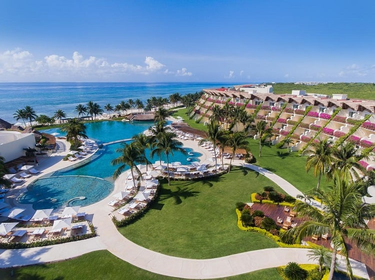 Best all inclusive hotels for families - Grand Velas Riviera Maya Resort