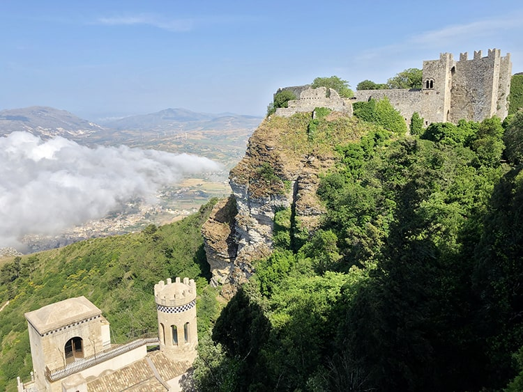 Erice Italy - 10 Days in Sicily with Kids, Ultimate Sicily Itinerary