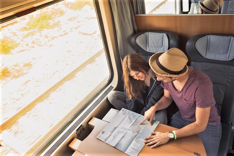 How to Travel in Europe for Cheap - on a Train