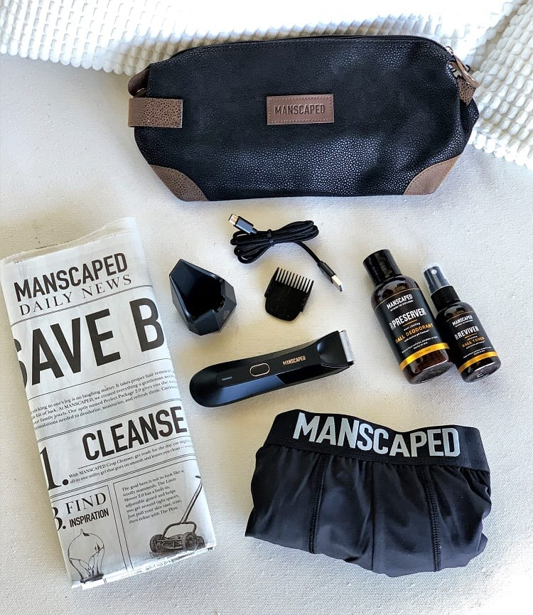 MANSCAPED Performance Package 4.0 - content - Wanderlust Storytellers