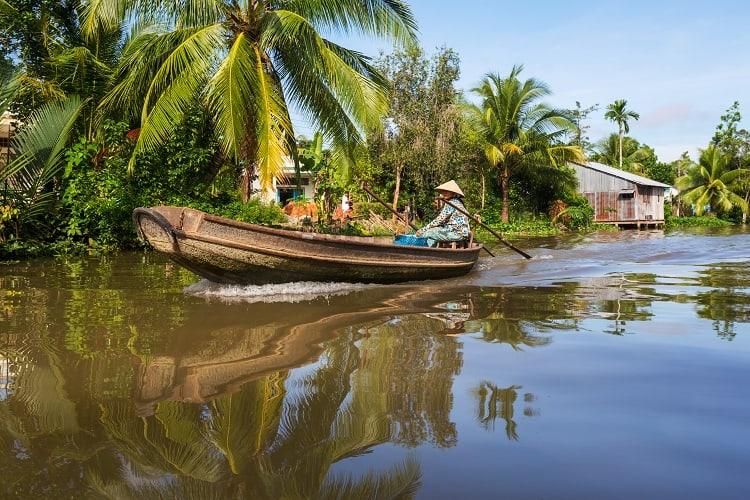Mekong Delta - Best holiday destinations in Vietnam