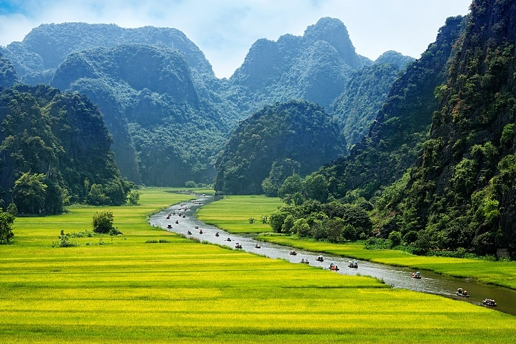 Ninh Binh - Best Places to See in Vietnam