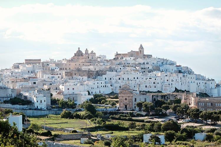 Ostuni Puglia Italy