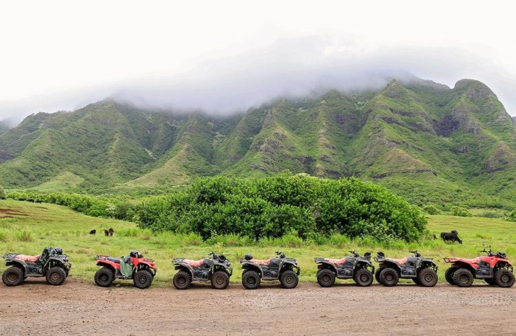 Teenage vacation spots in Hawaii