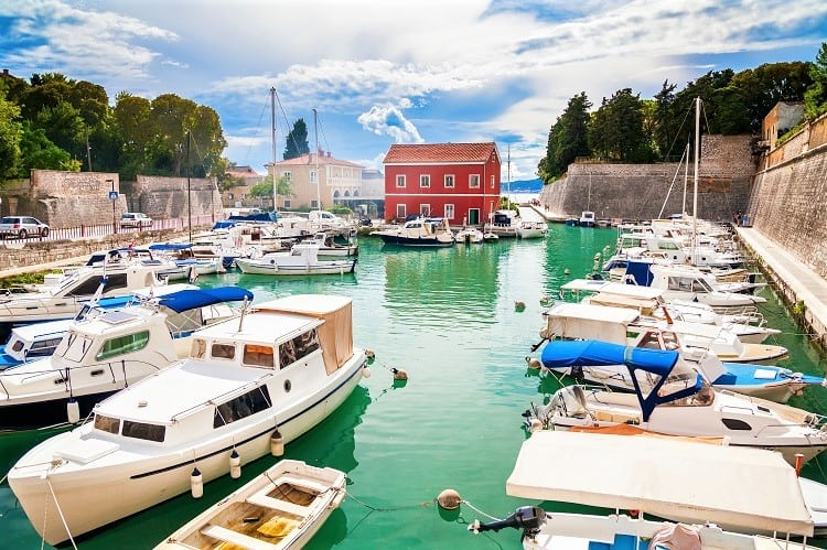 Things to See in Zadar with a Boat - Boat Harbour