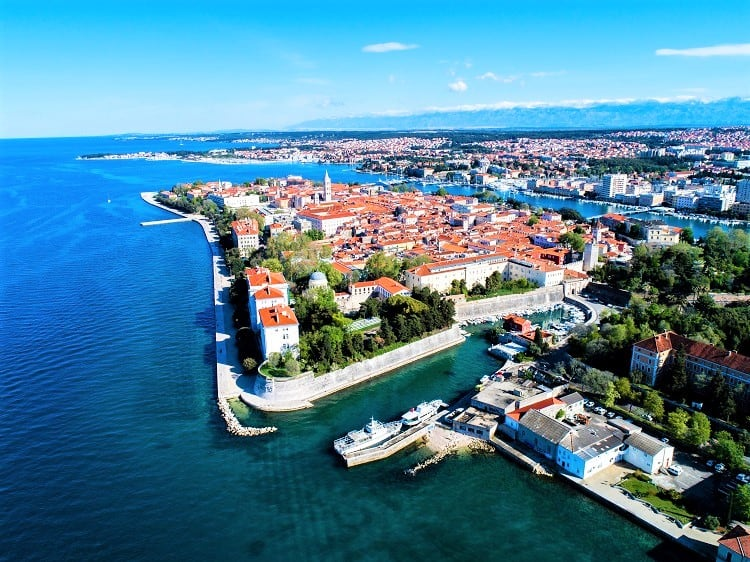 Things to See in Zadar with a Boat - Dalmatian Coast