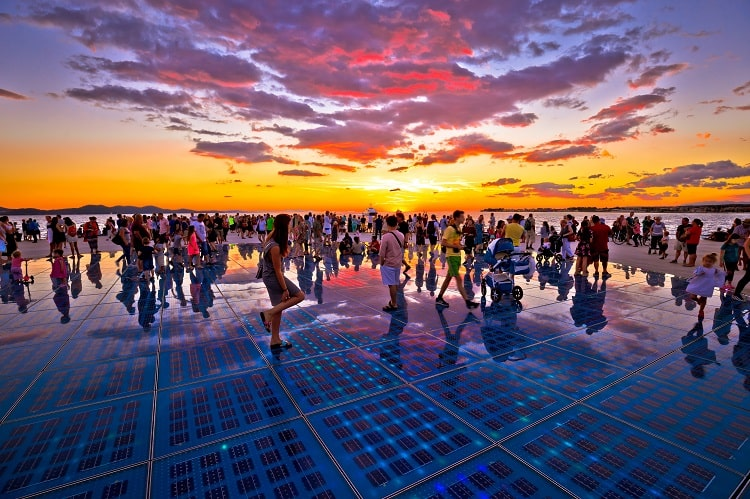 Things to See in Zadar with a Boat - Sunset
