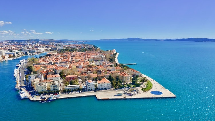 Things to see in Zadar with a Boat - Rent a Boat in Zadar