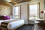 Top Family Hotel in Paris - Select Hotel - Room View - TF