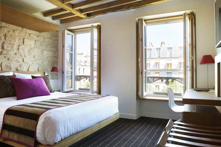 Top Family Hotel in Paris - Select Hotel - Room View