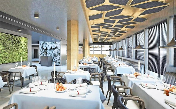 Top Family Hotel in Rome - The Hive Hotel - Dining