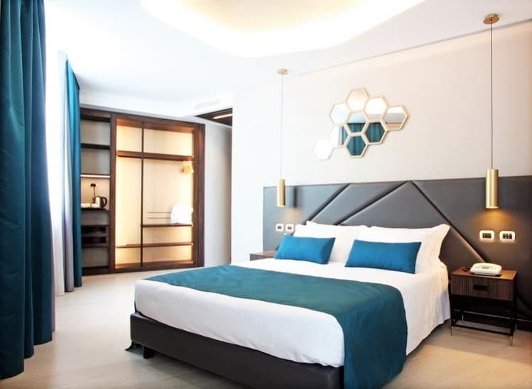 Top Family Hotel in Rome - The Hive Hotel - Room