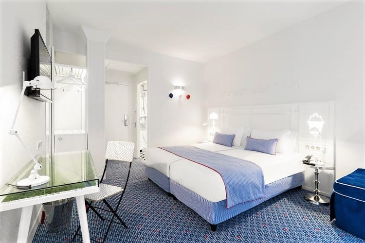 Top Hotels for Families in Paris - Hotel 34B - Astotel - Room