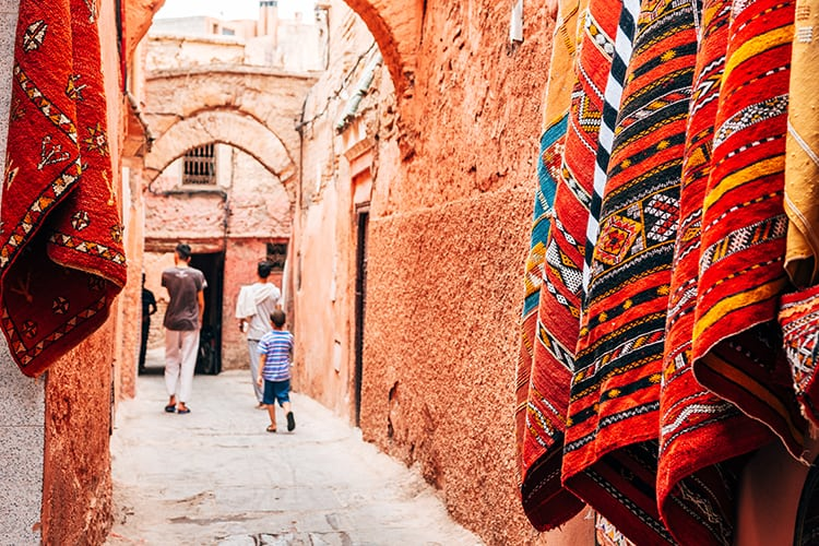 best holidays for tweens to marrakech, morocco
