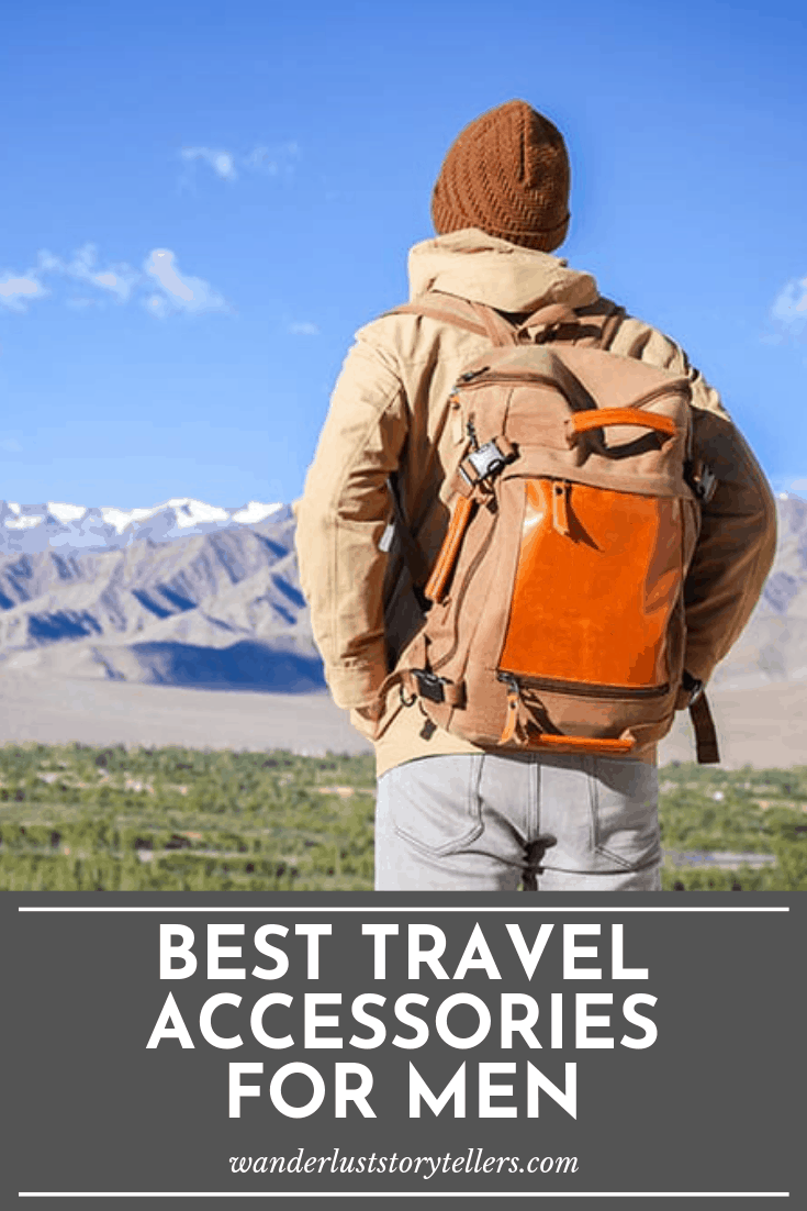 Best gifts for men who love travel