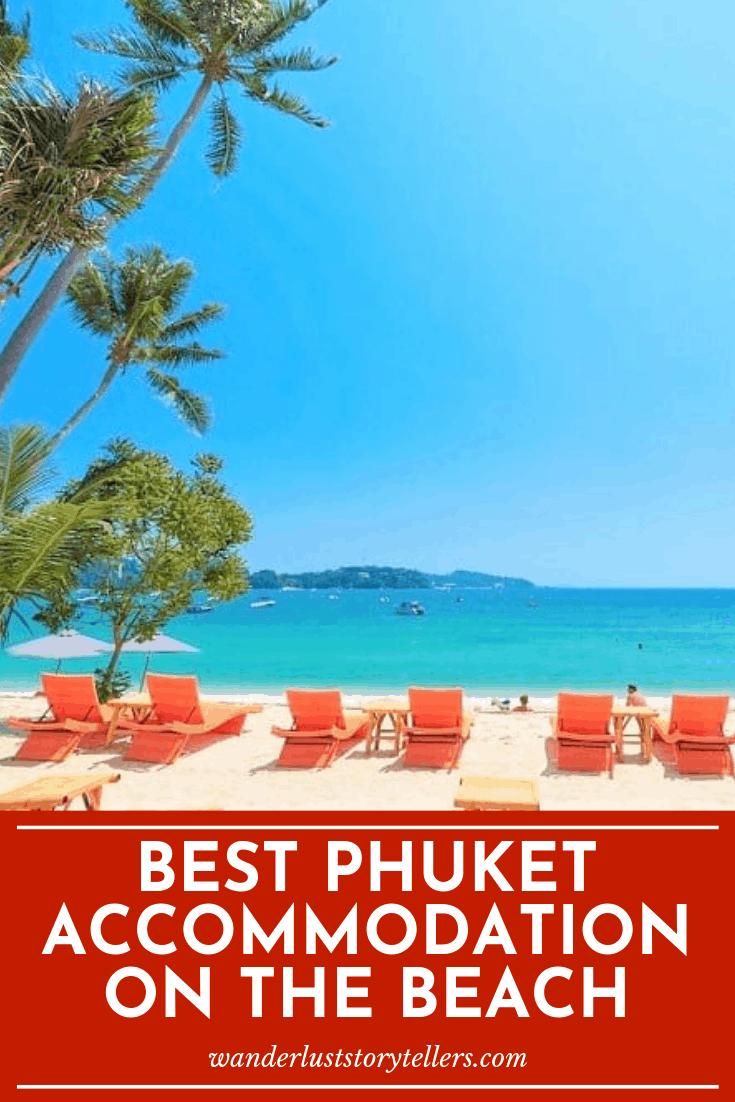 Best Beach Resorts in Phuket