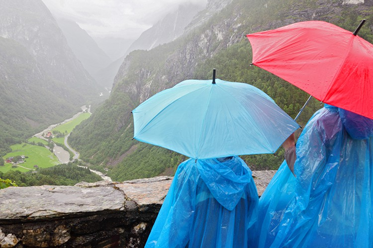 Best Hiking Rain Poncho