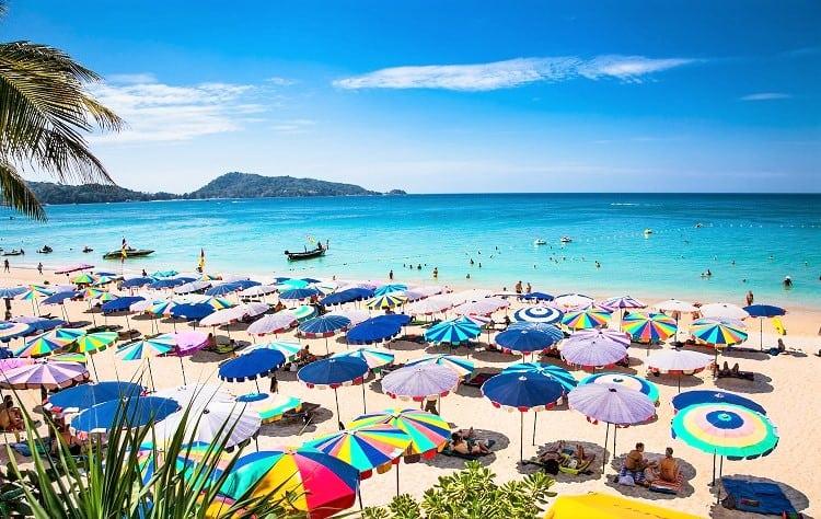 Best Itinerary Phuket Thailand - Patong Beach