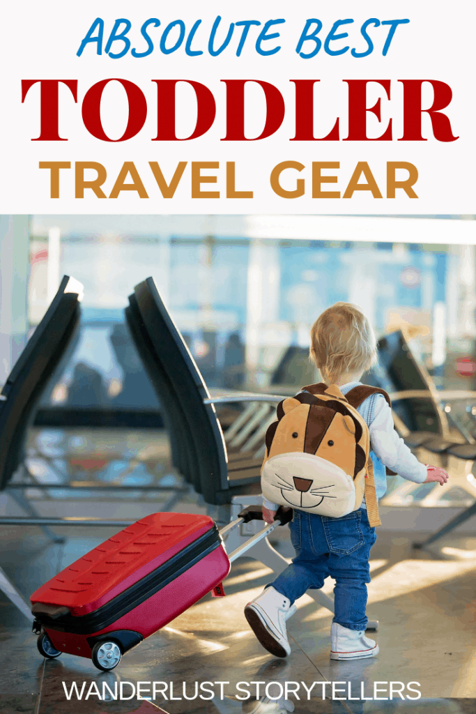 Best Toddler Travel Essentials