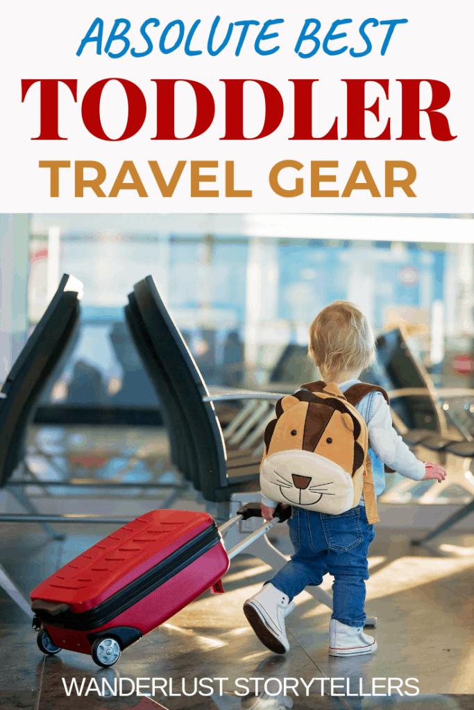 Best Toddler Travel Essentials