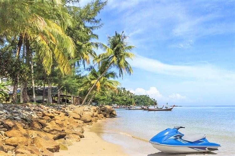 Go Jet Skiing in Phuket Thailand