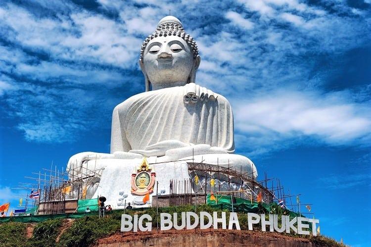Phuket Itinerary - Big Buddha Phuket