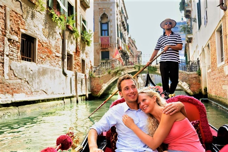 Romantic things to do in Venice in 2 Days