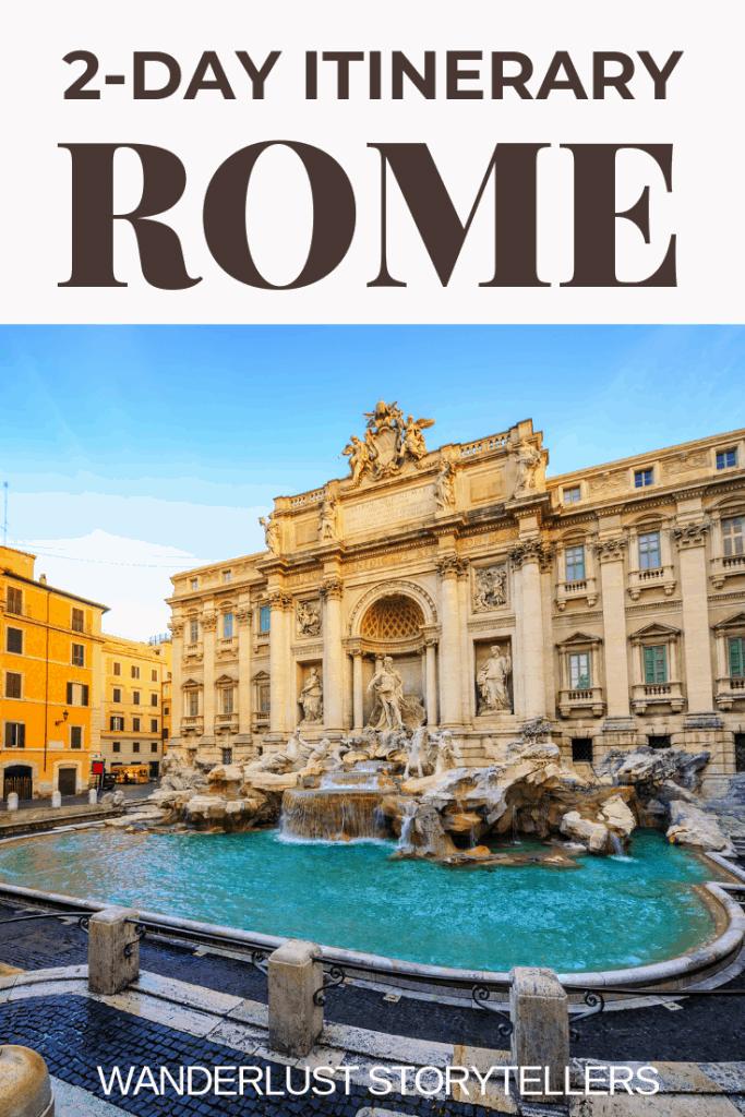 Rome in 2 Days