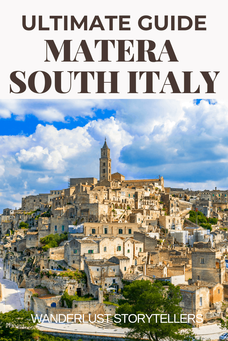 Things to do in Matera Italy