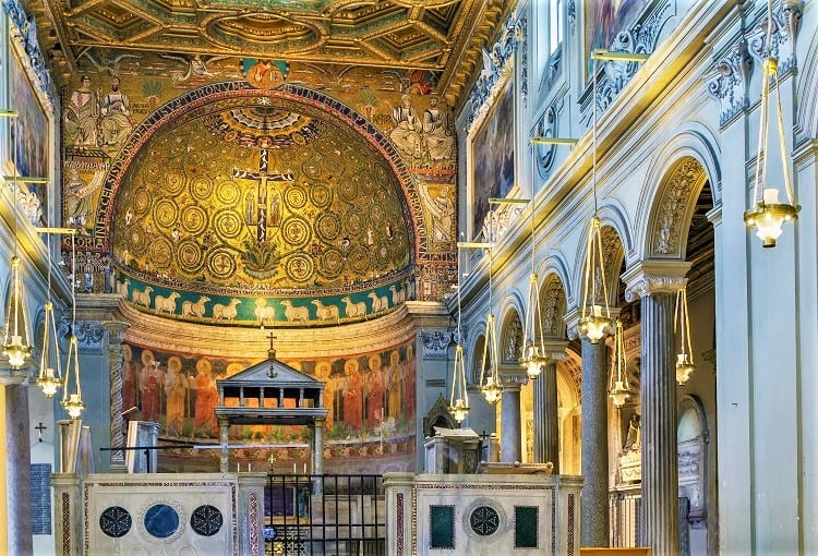 Weekend in Rome - Check out the Basilica of San Clemente
