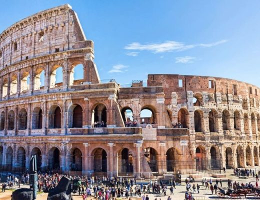 Weekend in Rome - The Colloseum