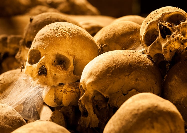 What to do on your Rome Weekend Itinerary - Check out the Capuchin Crypt