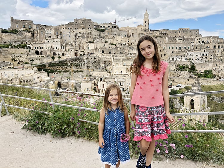 What to see in Matera Southern Italy